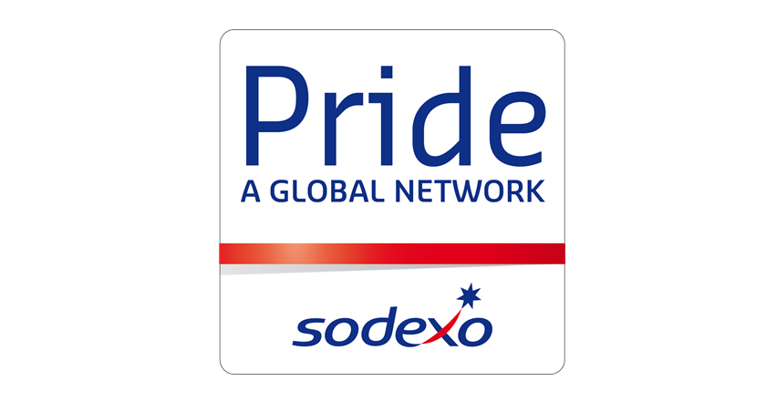 Sodexo launched a Global Pride network in 2013