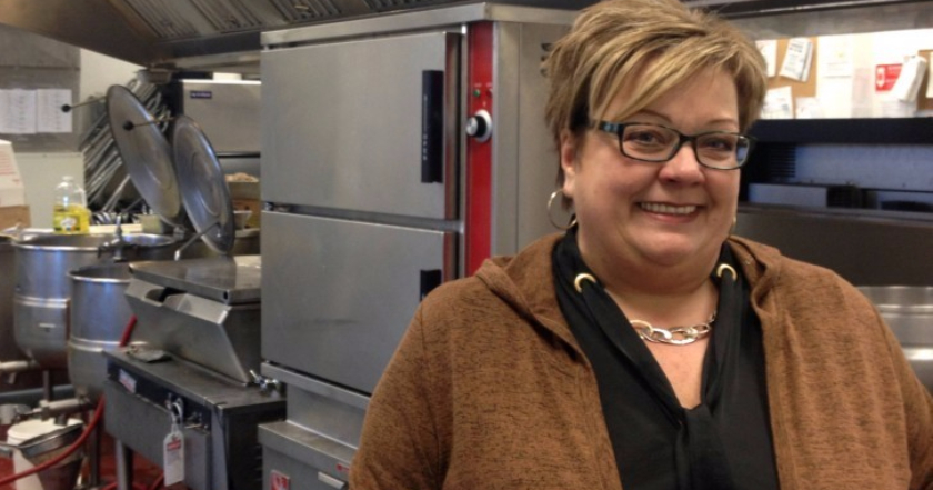 Sodexo food service director takes on PRIDE role
