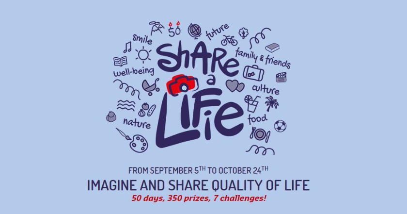 Winners from the Share a Lifie Competition!