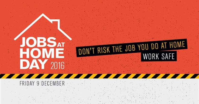 WorkSafe Jobs at Home Day 2016