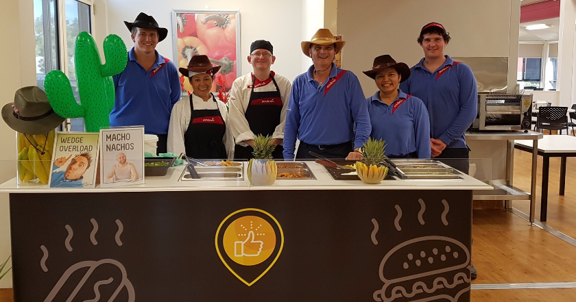 Moranbah goes western with its first pop-up station