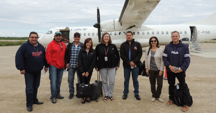 Sodexo Australia represents at Indigenous conference in Canada