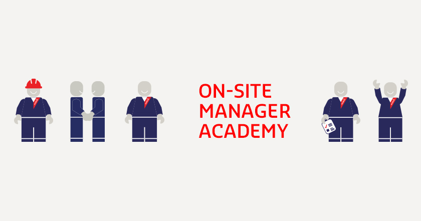 On-Site Manager Academy trial – Australia Shines!