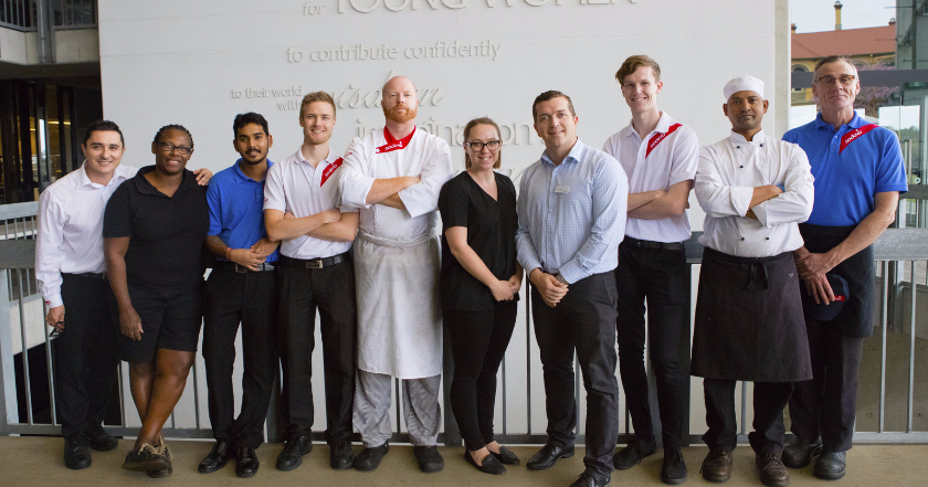 Sodexo named finalist in Savour Restaurant & Catering Awards