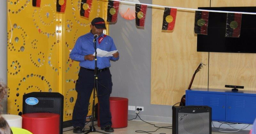 National Reconciliation Week at Roxby Downs