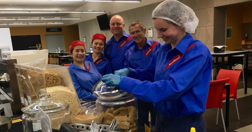 Sodexo launches Work Experience Pathway Program in the Pilbara