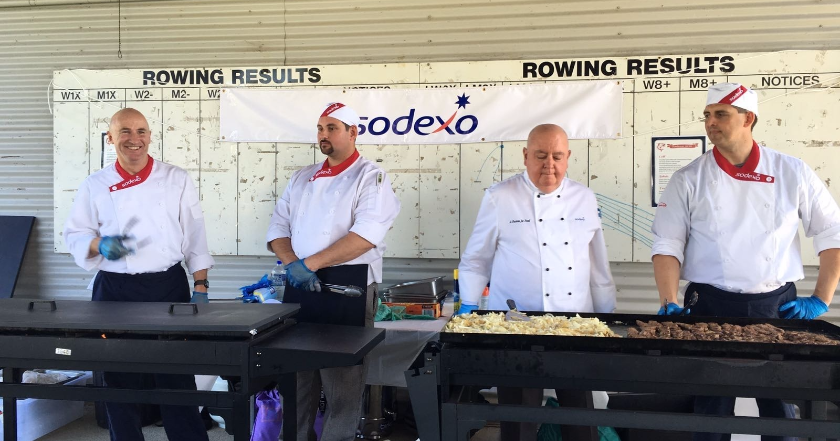 Sodexo sets sail for community engagement at Uniting Sailing Regatta