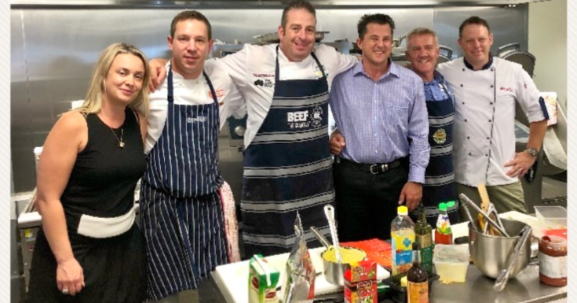 Unilever Food Solutions (UFS) and Rational deliver Masterclass for Sodexo chefs