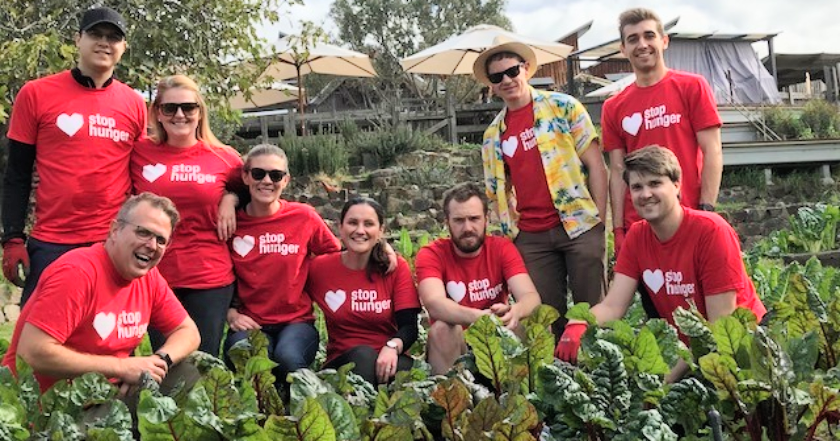 Stop Hunger Servathon: How does your garden grow?