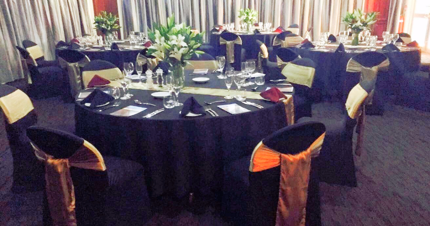 Rocklea Palms Function Centre hosts VIP event