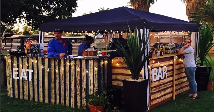 Paraburdoo Pop up Bar