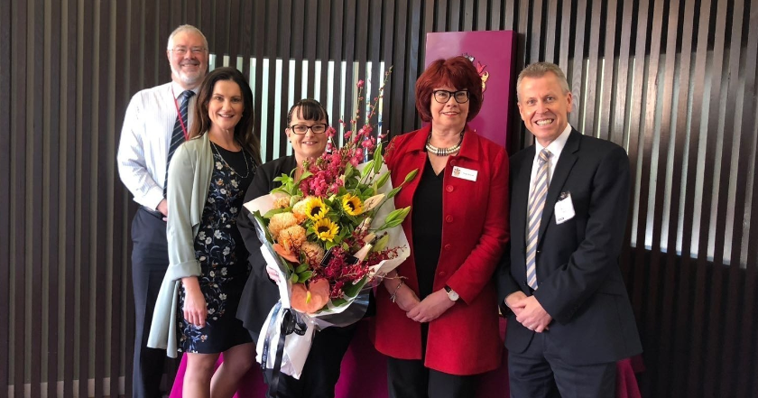 Reflecting on 20 years of service – Belinda Bean