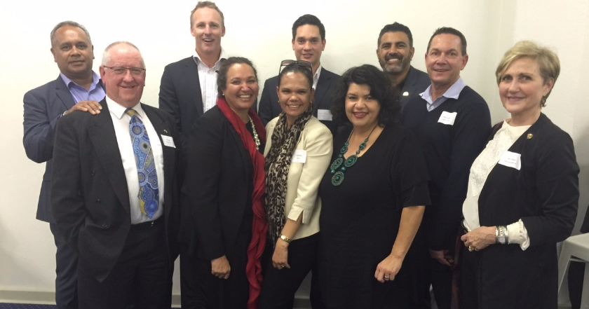 Reconciliation Australia Corporate Social Gathering