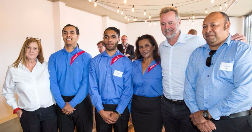 Sodexo Australia's Employment Parity Initiative Launch