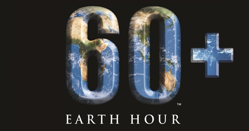 Switch off and support Earth Hour!