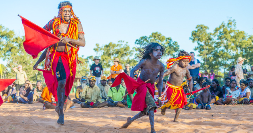 Sodexo Preparing for Garma 2017