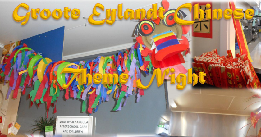 Groote Eylandt theme night