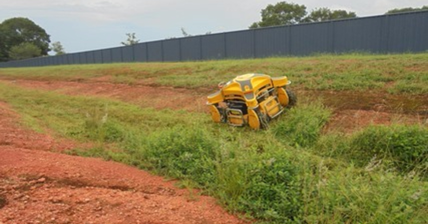 Spider mower – Weipa Sodexo team wins monthly RTA safety innovation award