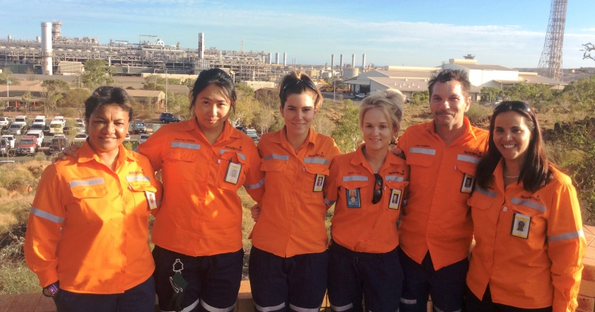 Celebrating Karratha traineeship achievements