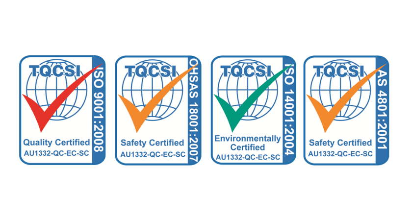 ISO re-certification successful!