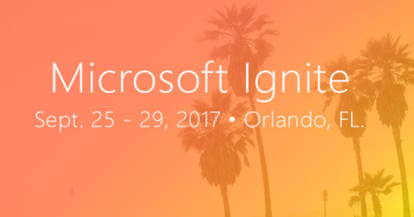 Sodexo features on world stage at Microsoft Ignite conference