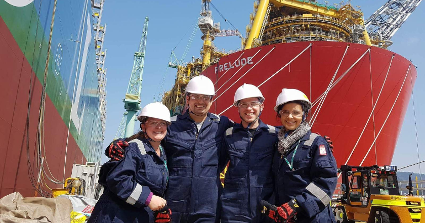 Supporting Women in Offshore Industry