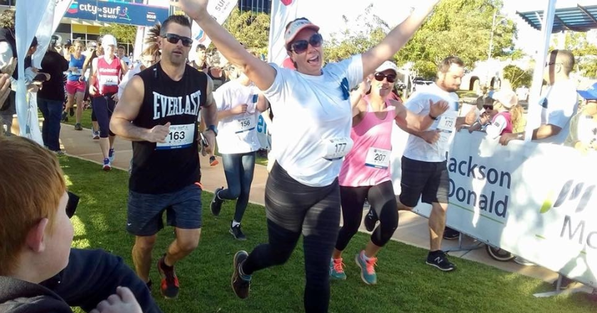 5th Annual Pannawonica City to Surf