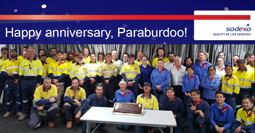 Paraburdoo takes the cake