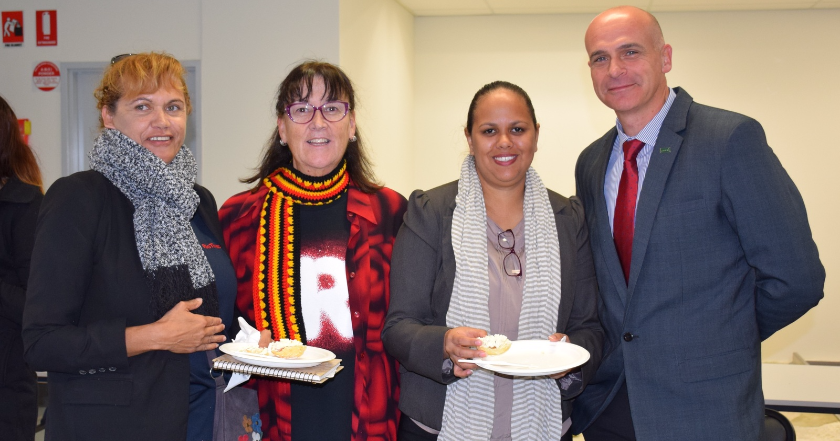 Perth Support Centre celebrates National Reconciliation Week