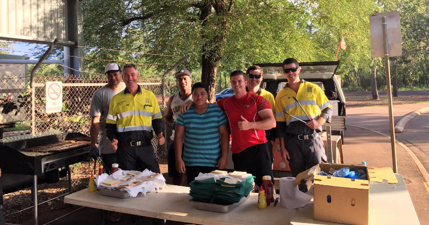 BBQ Fundraisers Support WA Bushfire Victims