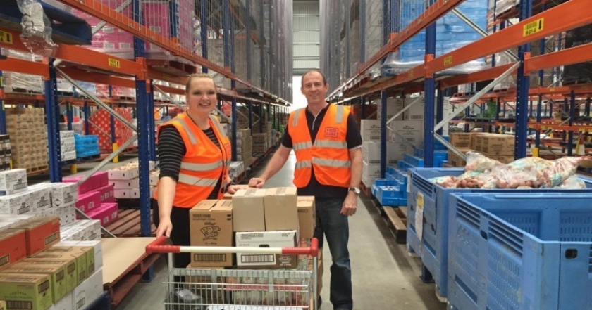 Sydney Servathon 2016 at Foodbank