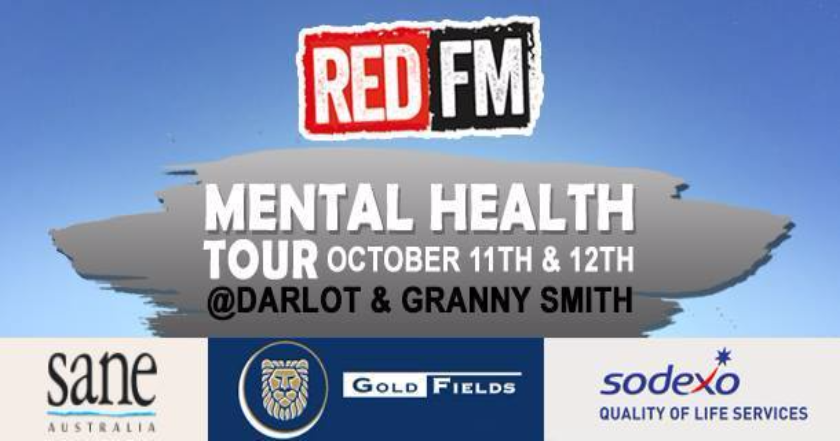 Sodexo partners with RedFM for Mental Health Week Tour