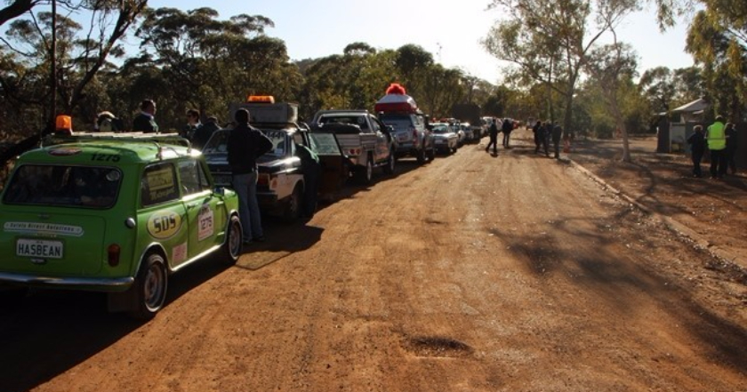 Road trip raises funds and awareness for RFDS in WA