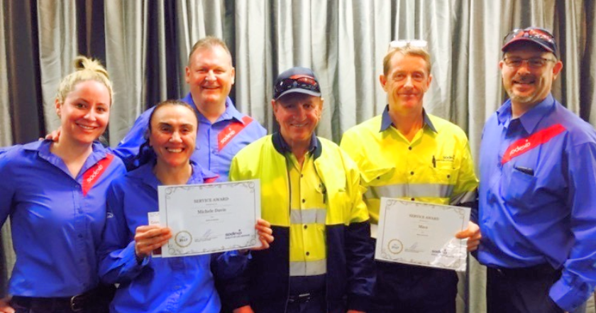Paraburdoo June Safety Champions