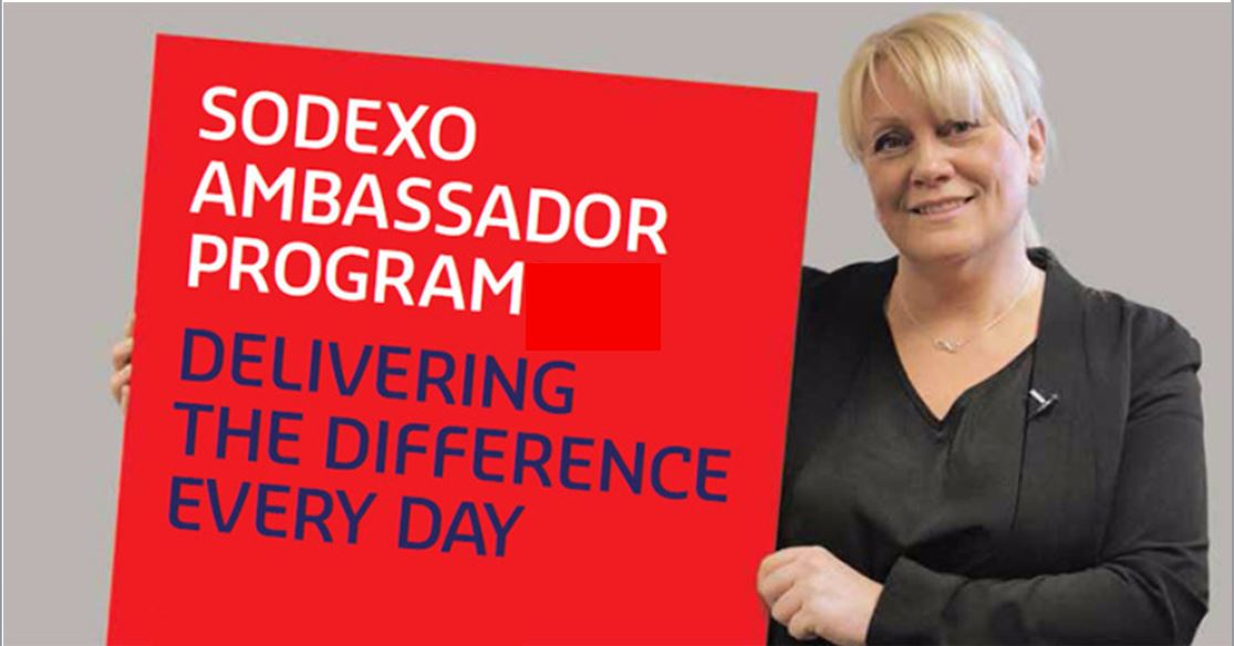 Sodexo Ambassador Program reaching all corners of the globe