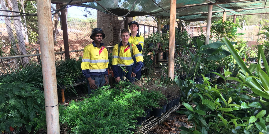 Weipa School Based Traineeship Program – special update.