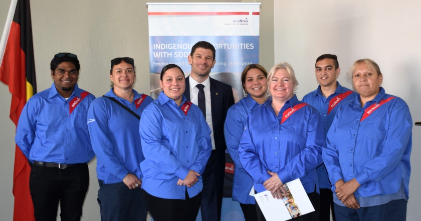 Sodexo welcomes another round of VTEC Graduates