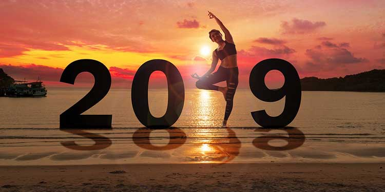 Jump into 2019 with a healthier you!