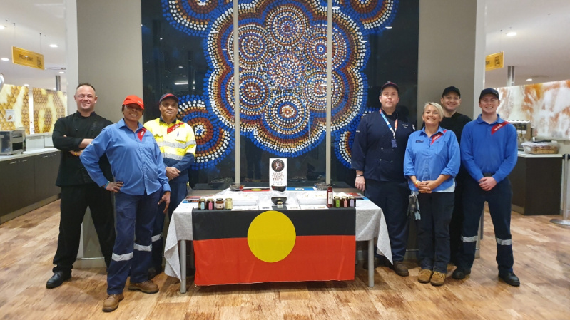 NAIDOC 2019 Voice. Treaty. Truth