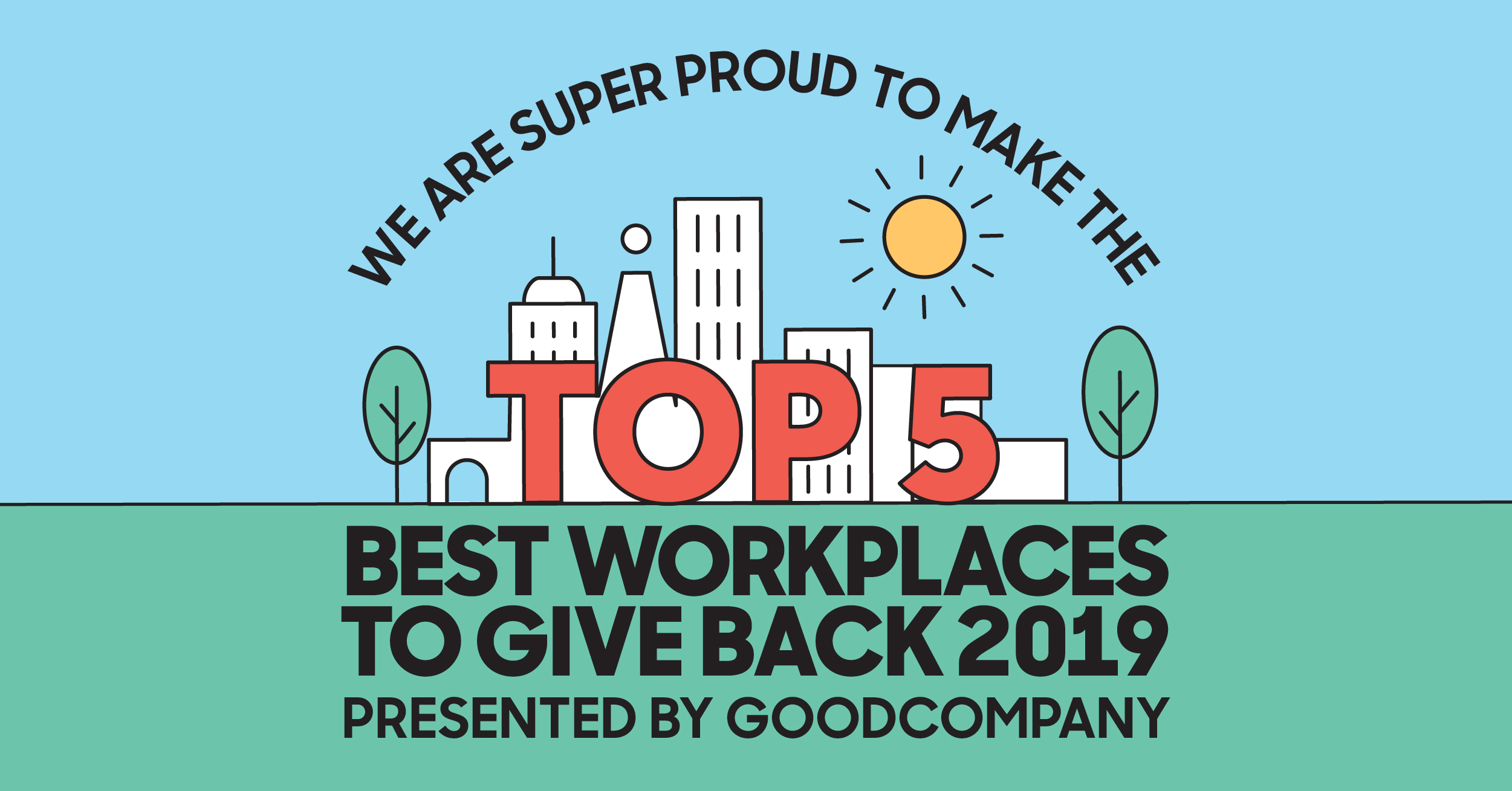 Sodexo Australia among Top Workplaces to Give Back!