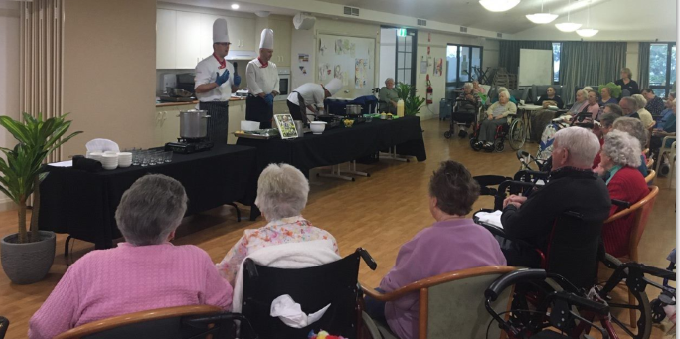 Creating an 'Appetite for Life' at Uniting Hawkesbury Village